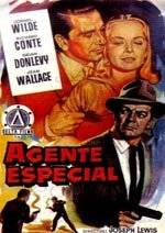 Agente especial (1955)
