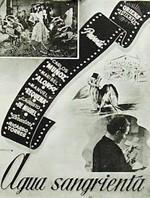 Agua sangrienta (1952)