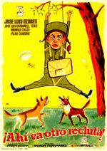 Ahí va otro recluta (1960)