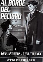 Al borde del peligro (1950)