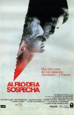 Al filo de la sospecha (1985)
