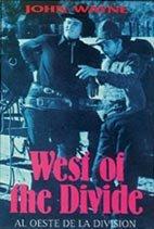Al oeste de la división