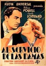 Al servicio de las damas (1936)