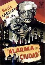 Alarma en la ciudad