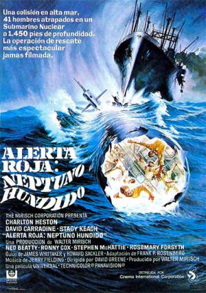 Alerta Roja Neptuno Hundido (1978)