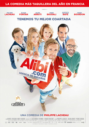 Alibi.com Agencia de Engaños (2017)