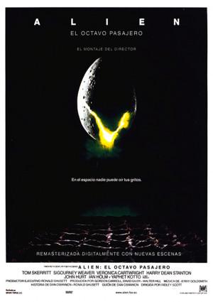 Alien, el octavo pasajero (1979)