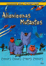 Alienígenas mutantes
