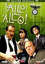 Allo 'Allo! (1ª, 2ª, 3ª y 4ª temporada)