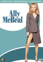 Ally McBeal (2ª temporada) (1998)