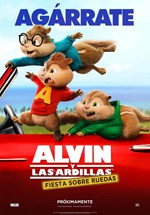 Alvin y las ardillas: Fiesta sobre ruedas