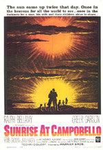 Amanecer en Campobello (1960)