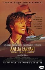 Amelia Earhart: El vuelo final