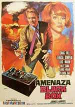 Amenaza Black Box (1966)