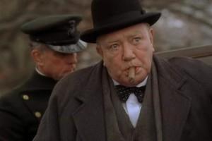 Los años duros de Churchill