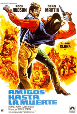 Amigos hasta la muerte (1973)