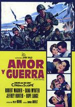 Amor y guerra (1958)