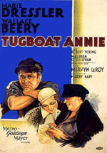 Ana la del remolcador (1933)