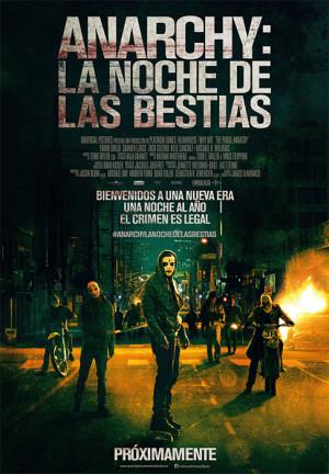Anarchy. La noche de las bestias (2014)
