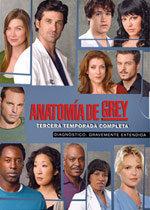 Anatomía de Grey (3ª temporada) (2006)