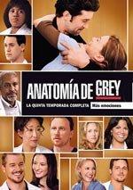 Anatomía de Grey (5ª temporada) (2008)