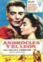 Androcles y el león (1952)