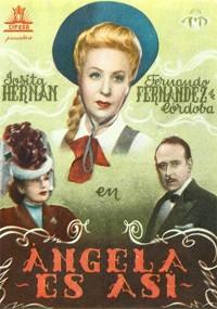 Ángela es así (1945)