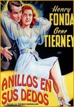 Anillos en sus dedos (1941)