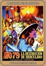 Año 79: La destrucción de Herculiano (1962)