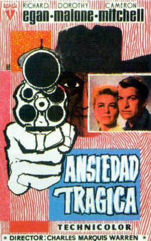 Ansiedad trágica (1956)