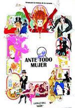 Ante todo, mujer (1974)