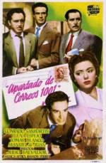 Apartado de correos 1001 (1950)