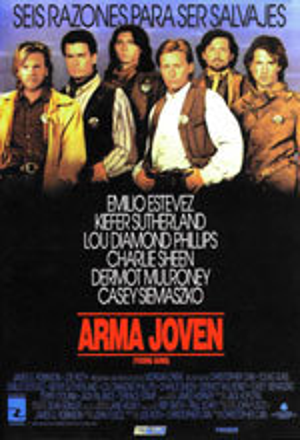 Arma joven (1988)