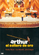 Arthur, el soltero de oro (1981)