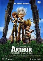 Arthur y la guerra de los mundos (2010)