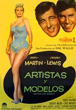 Artistas y modelos (1955)
