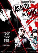 Asalto al cine (2011)