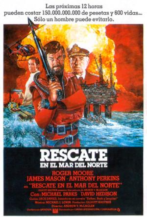 Rescate en el Mar del Norte