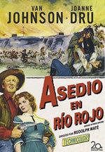 Asedio en río Rojo (1954)