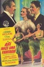Así nace una fantasía (1938)