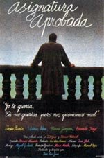 Asignatura aprobada (1987)