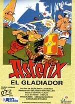 Asterix, el Gladiador