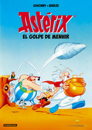 Astérix. El golpe de menhir (1989)