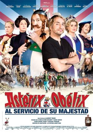 Astérix y Obélix al servicio de su Majestad (2012)