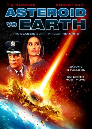 Asteroide contra la Tierra