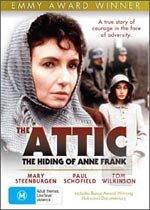 Ático: el escondite de Ana Frank
