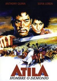 Atila, hombre o demonio (1954)