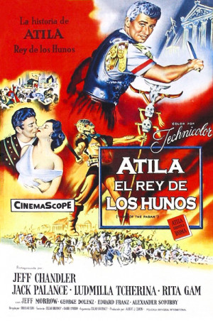 Atila, rey de los hunos (1954)