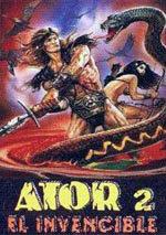 Ator 2: el invencible (1984)