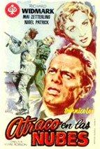 Atraco en las nubes (1955)